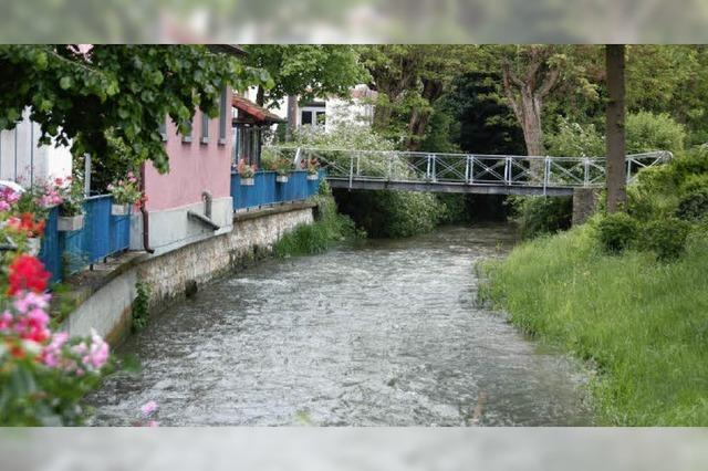 Ideen für Hochwasserschutz