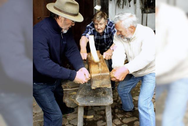 Besucher stürmen den Schneiderhof