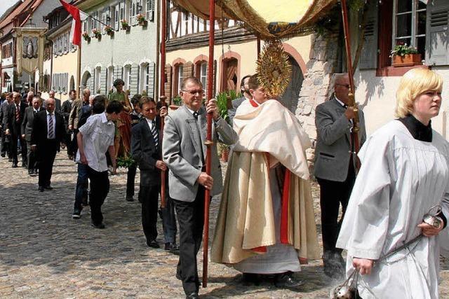Patrozinium in Burkheim