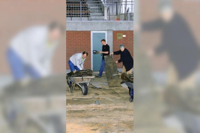 TSV: Unmut über Schließung der Sporthalle