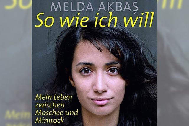 Lesung mit Melda Akbas