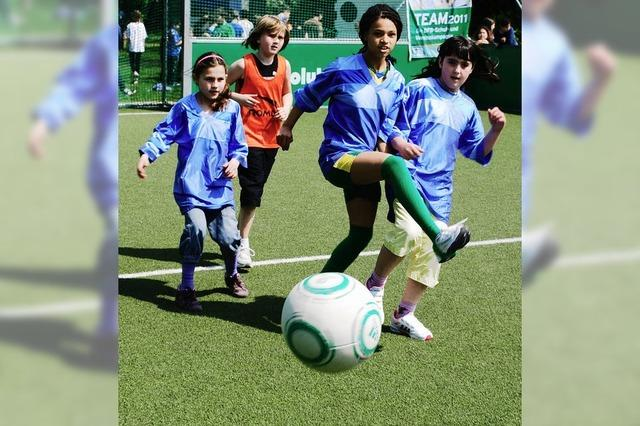 Der Spaß am Fußball