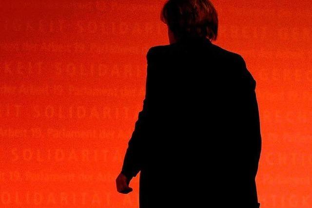 Angela Merkels Schonzeit ist vorbei