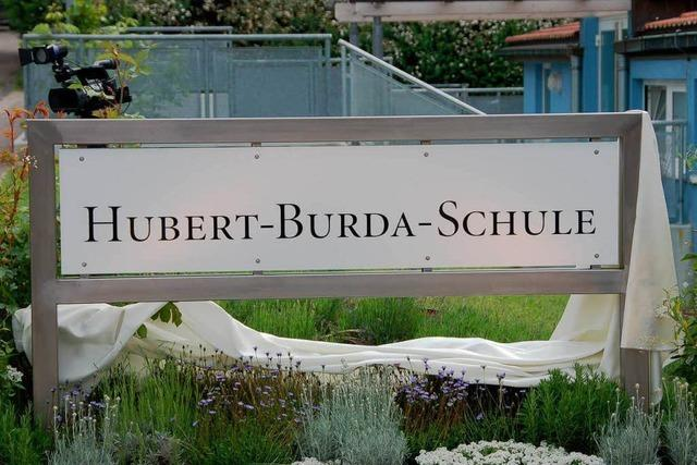 Offenburg-Fessenbach dankt Hubert Burda