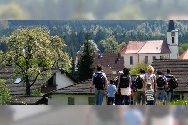 Bachheim im Wetterglück
