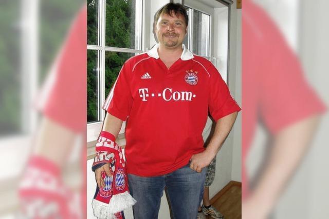 Bayern-Fans fiebern mit