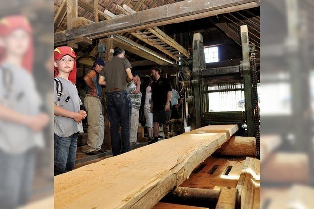 Tausende wanderten gestern im Münstertal von Mühle zu Mühle