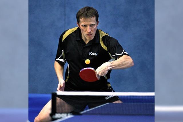 Tischtennis-Weltelite zu Gast in Schopfheim
