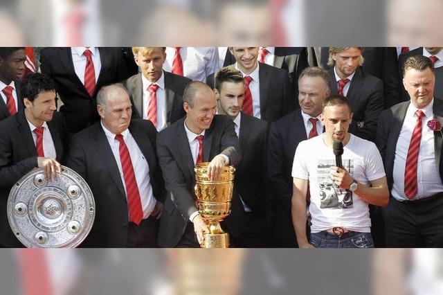 FC Bayern: Zuneigung der Fans als Trost