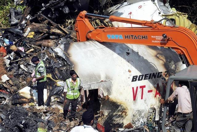 Flugzeugabsturz: Das Risiko fliegt mit