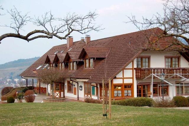 Schleifsteinhof Staufen-Grunern – eine Strauße mit Geschichte