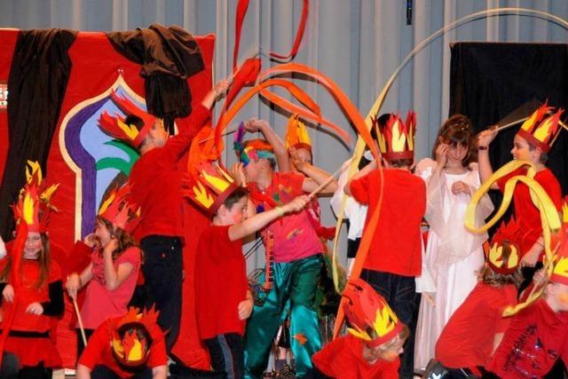 Sasbach: 140 Schüler begeistern bei