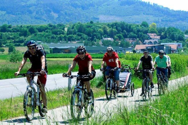 667 Teilnehmer beim Volksradfahren