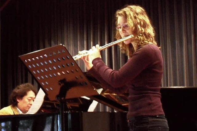 Quartett, Duo und viele Soli