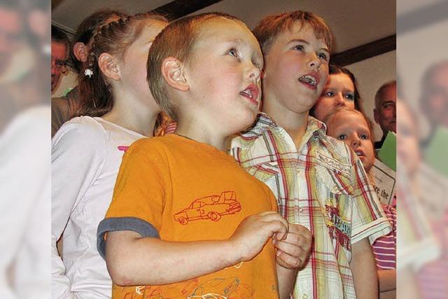 Mit Konzert und Theater das Publikum begeistert