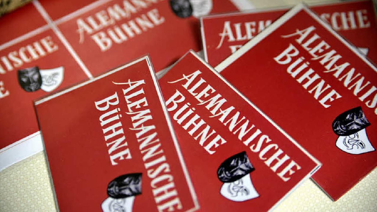 Generationswechsel bei der Alemannisch...l es mehr Kleinkunst in Mundart geben.  | Foto: Kunz