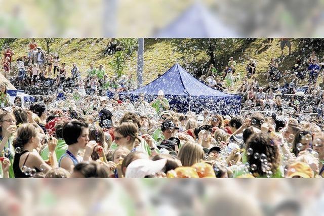 Großes Fest für die Jugend