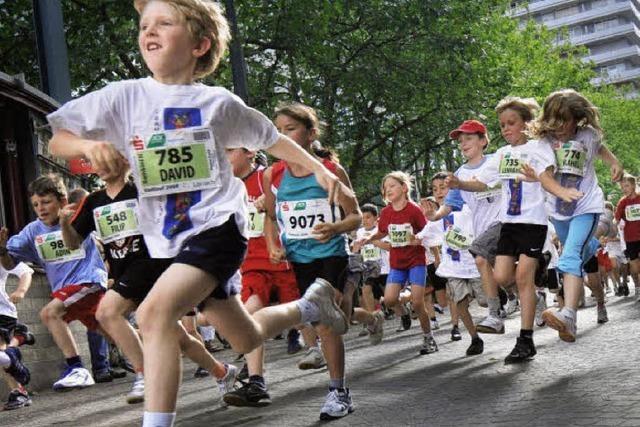 3000 Teilnehmer werden demnächst zum 19. Stadtlauf erwartet