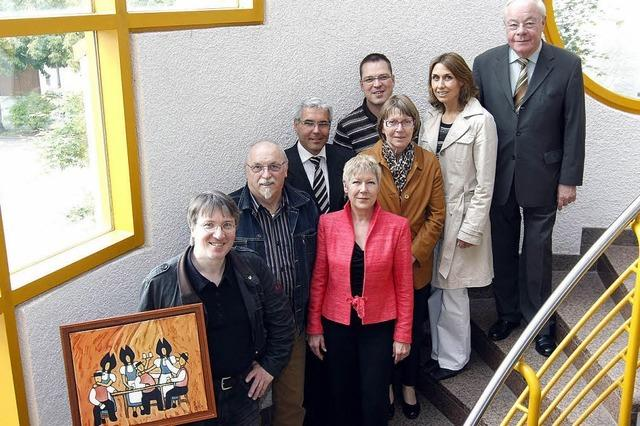 Rathaus will Galerie werden