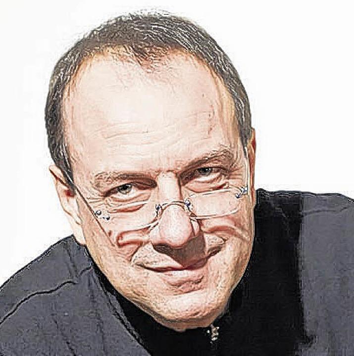 Karl-Heinz Behr, Leiter des  Kinder- und Jugendreferats   | Foto: BZ