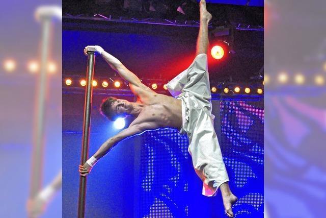 Young Stage in Basel: Sprungbrett für Zirkus von morgen