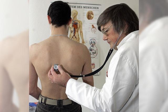 Wo Ärzte wirklich fehlen