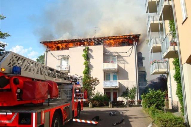 Brand in Betzenhausen: 26 Menschen verlieren ihre Wohnung