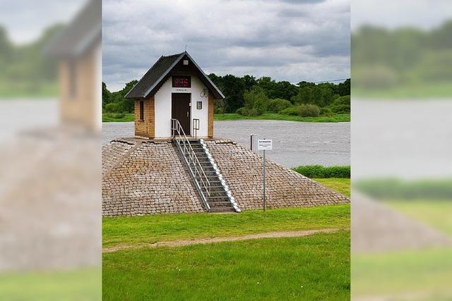 Brandenburg: Wann kommt die Flut?