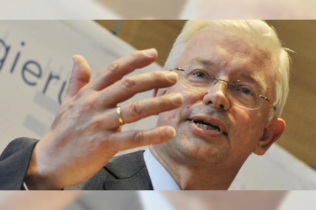 Roland Koch legt seine Ämter nieder