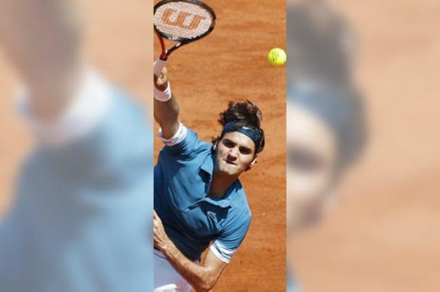 Roger Federer, das Schweizer Uhrwerk