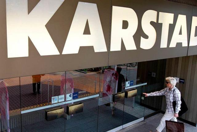 Südbadens Städte verzichten – letzte Hoffnung für Karstadt