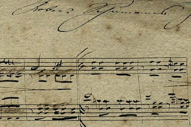 FREITAG: KLASSIK: Schumann et cetera