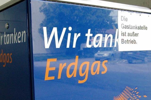 Einzige Erdgas-Tankstelle am Hochrhein dreht den Hahn zu