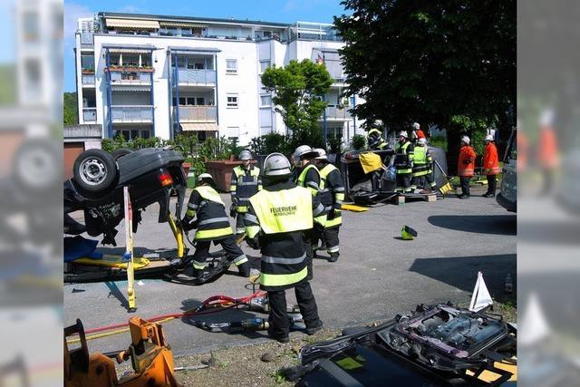Ziel: Patientenschonende Unfallrettung