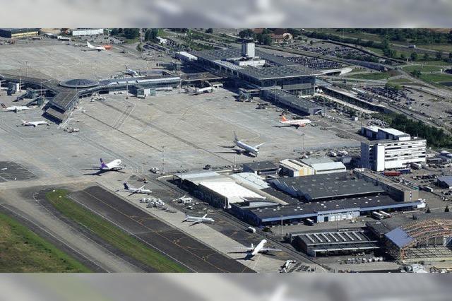 Euro-Airport: Mit zweierlei Maß gemessen