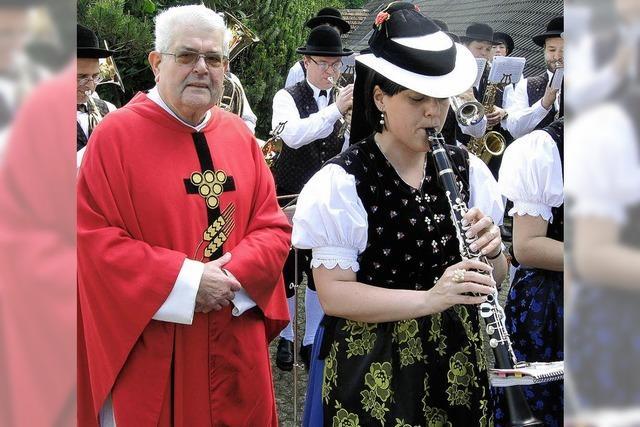 Ein Pfingstwochenende, zwei Priesterjubiläen und Gottes Segen