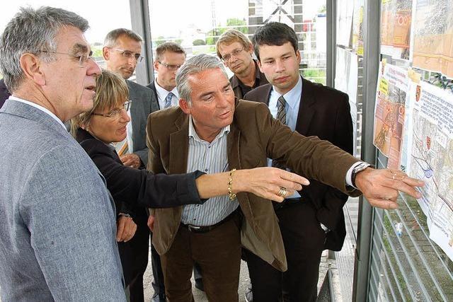 CDU: Rheintalbahn ist Top-Thema der Landesgruppe