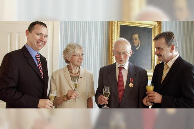 Gerhard Hanson - ein Beobachter des Klimawandels