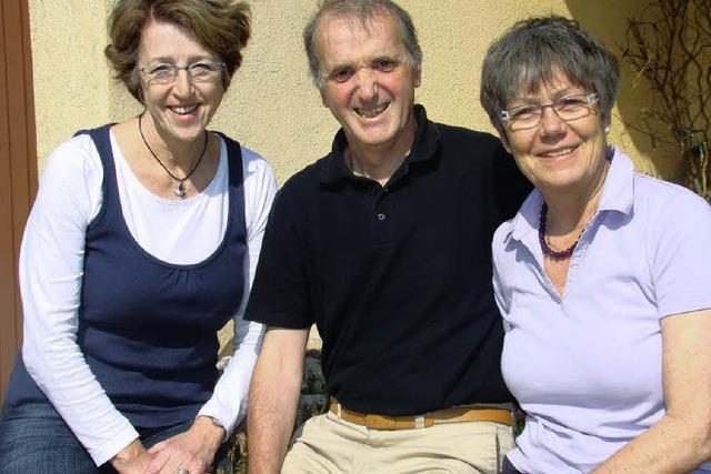Ambulante Hospizgruppe sucht Mitstreiter