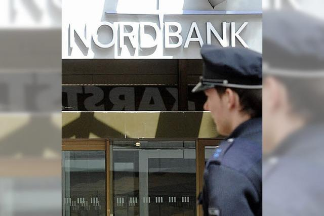 Razzia bei der HSH Nordbank