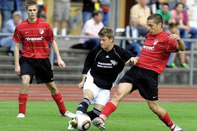 FC Wehr verpasst Sprung an die Spitze