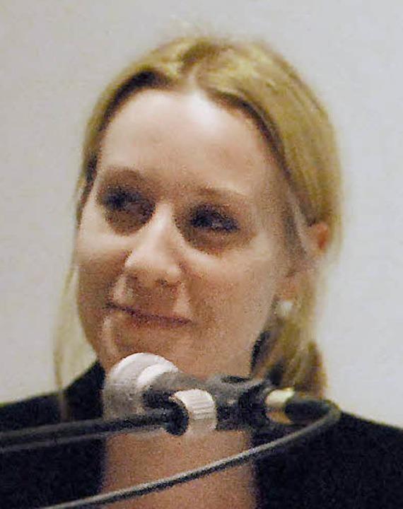 Barbara Paul   | Foto: tm