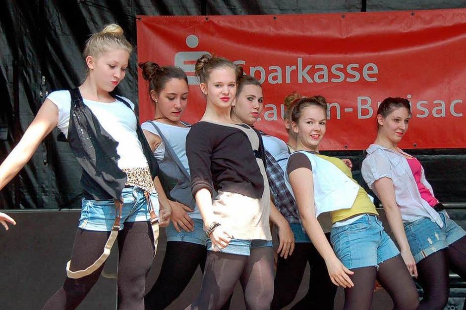 Beim Street Dance Contest gingen 13 Gruppen an den Start. (Foto: Susanne Müller)