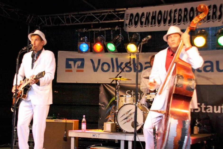 Rockhousebrothers (Foto: Hans Jürgen Kugler)