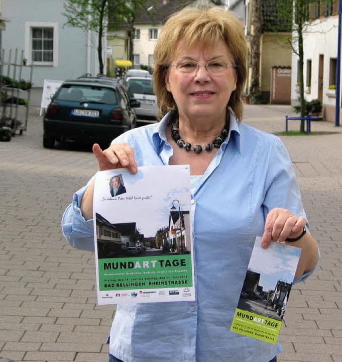 Cornelia Ebinger-Zöld  | Foto: Jutta Schütz