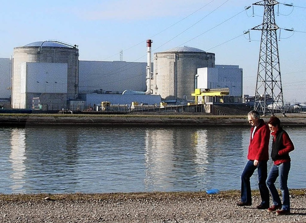 Der Widerstand gegen Atomkraftwerke sind ein Schwerpunktthema der AGUS.   | Foto: BZ-Archiv
