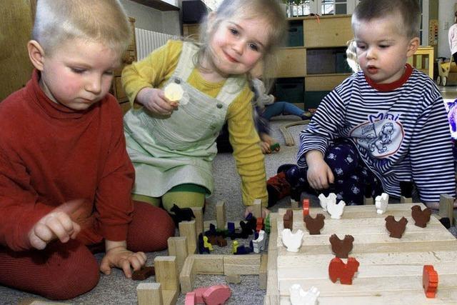Kindergartenbesuch wird teurer