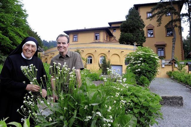 Ein unglaublicher Klostergarten