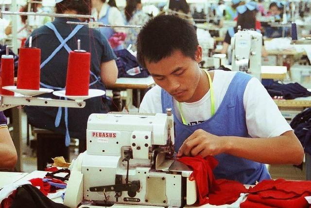 Besuch in Guangzhou: So arbeitet ein Adidas-Zulieferer in China