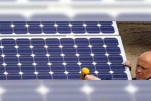 Freunde der Solarindustrie